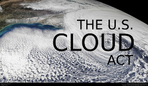 U.S. Cloud Act